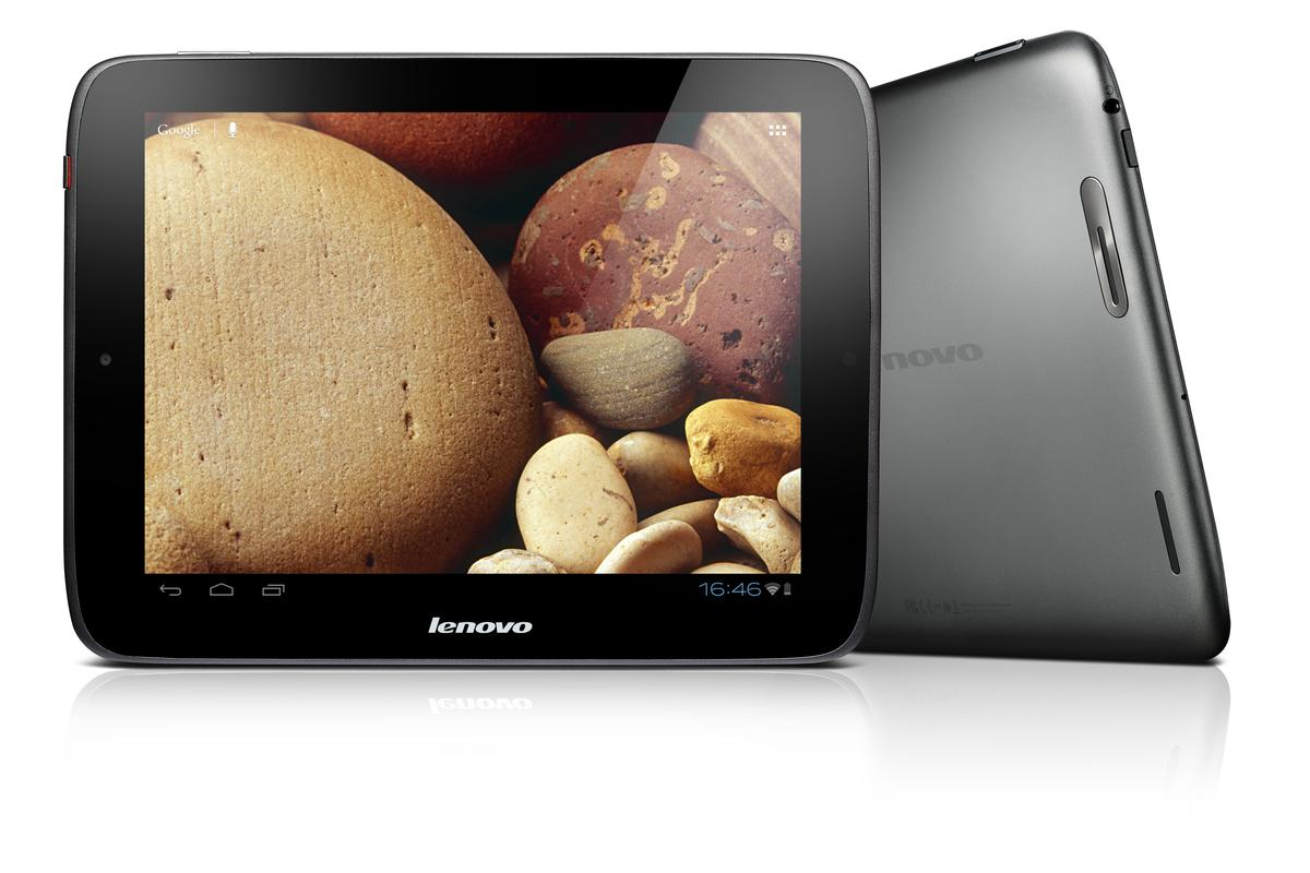 Lenovo's new IdeaTab S2109 Android tablet features a bright IPS touchscreen display and four speakers with dual bass and SRS sound enhancement technology