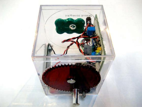 The personal powerPlant, another one of FLUXXlab's creations