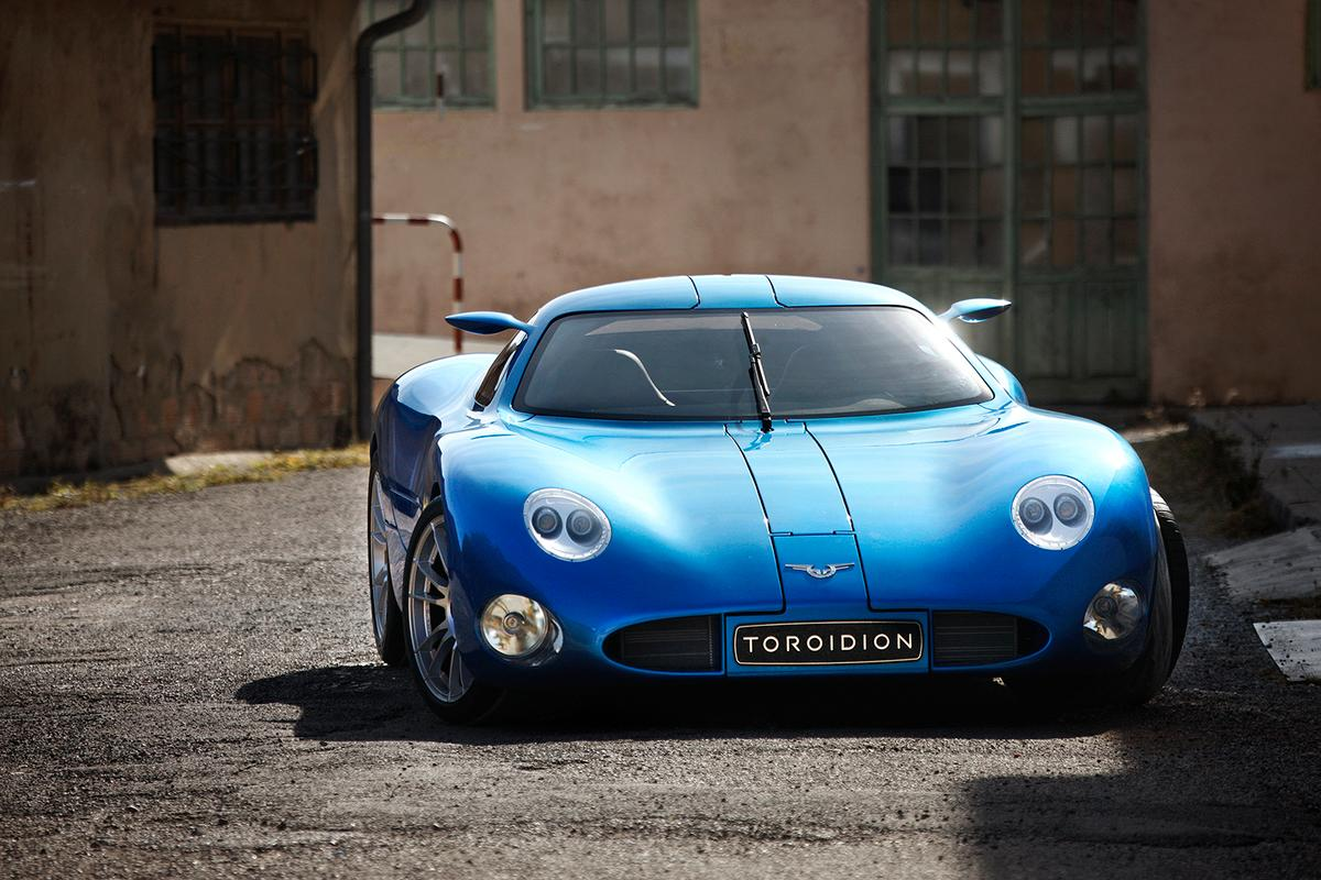 The Toroidion 1MW was born and raised in Finland