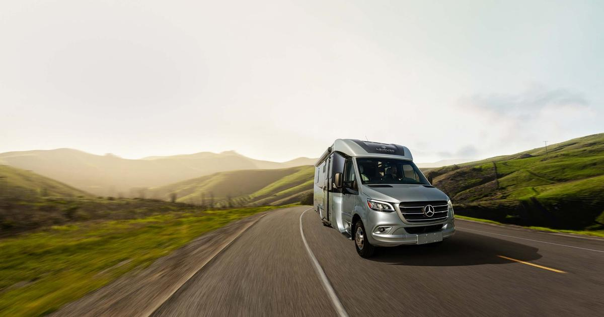 Leisure Vans Sprinter camper brings smart home convenience and work-from-anywhere flexibility