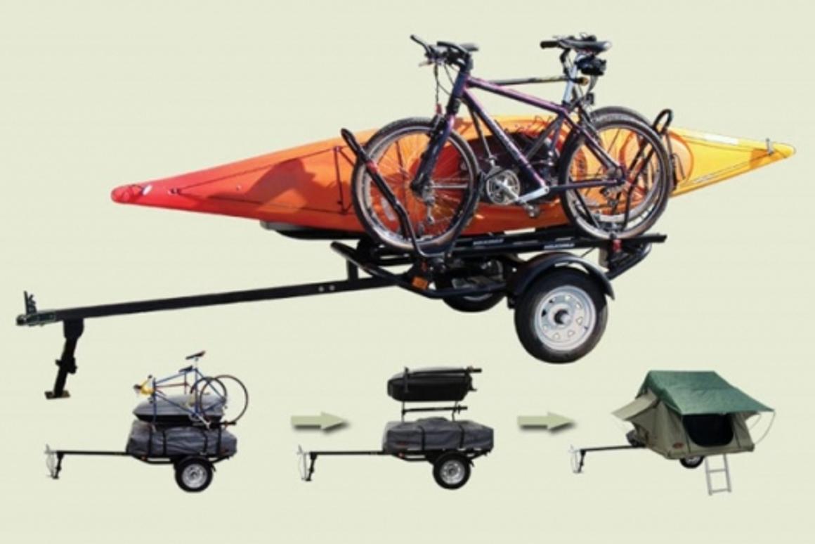 Dooit light weight sports trailer