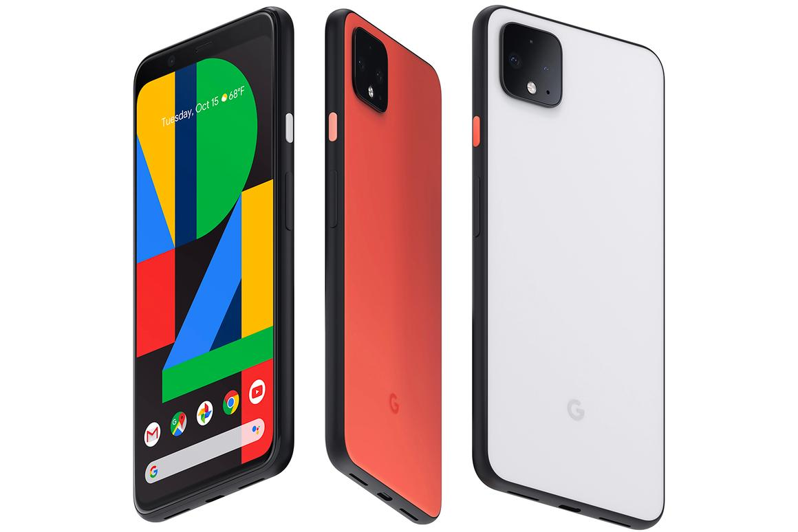 Google's 2019 Pixel 4 flagships are available in three colors