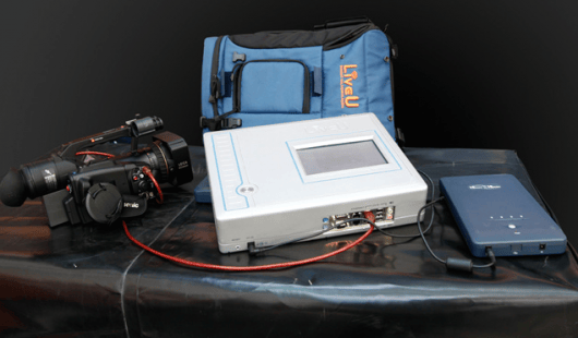 All you need ... the Livestream Livepack (camera not included in package)