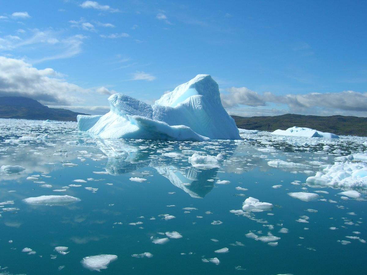 The Arctic could have an ice-free summer by the middle of the century