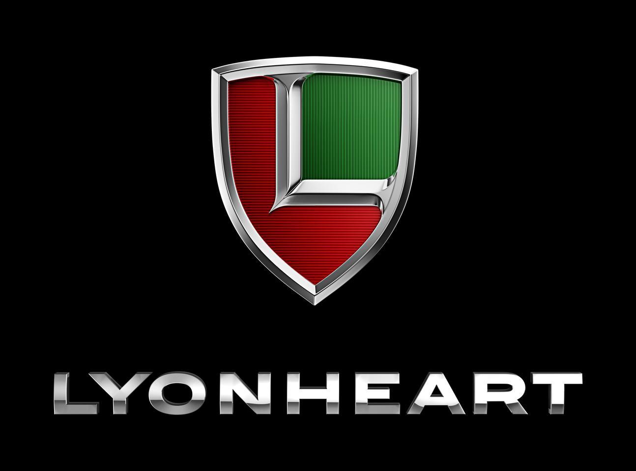 The Lyonheart logo