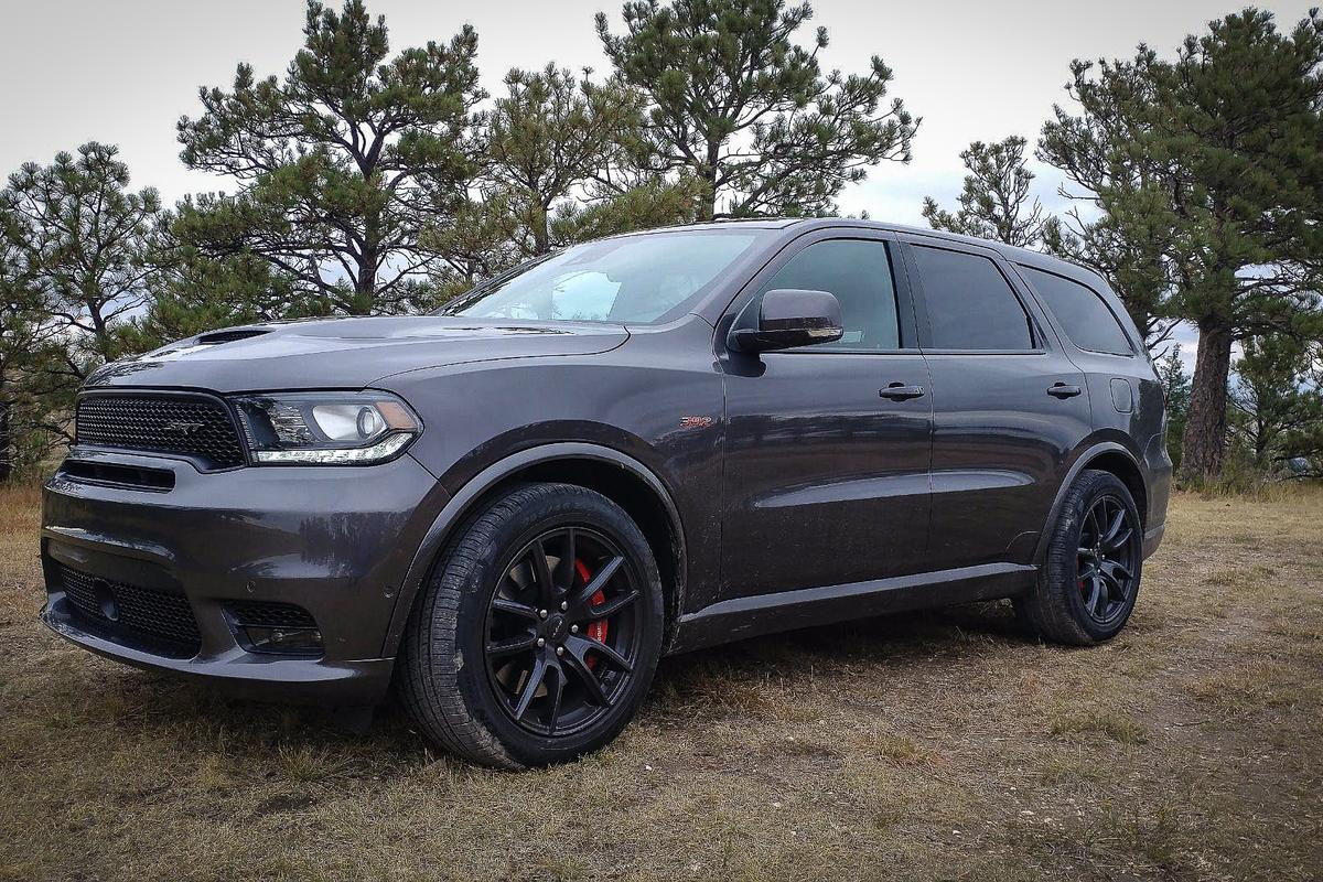 Punching the throttle on the 2018 Durango SRT makes things happen. Exciting things.
