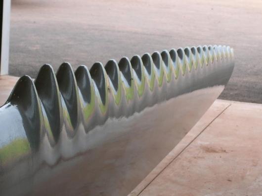 Tubercle Technology - a revolution in aerodynamics