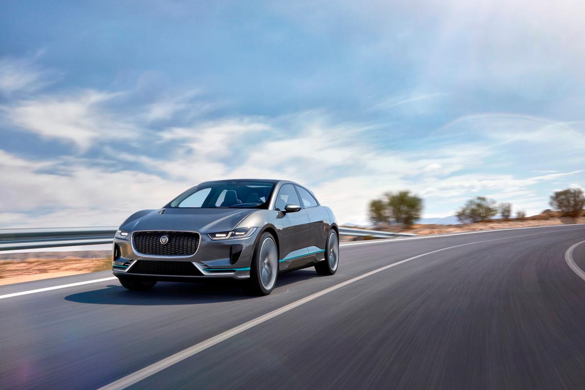 Will the I-Pace throw a big cat among the pigeons when it launches in 2018?
