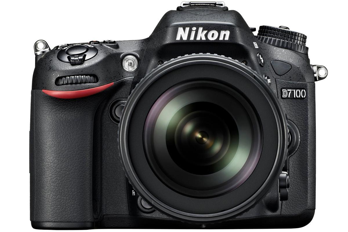 The Nikon D7100 has a specially designed DX-format 24.1-megapixel CMOS sensor