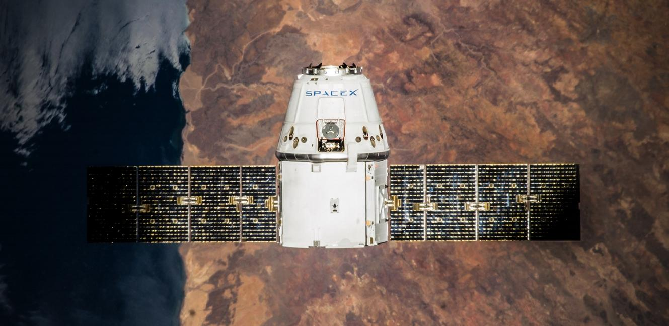 The fifth ISS commercial resupply mission has been delayed to no earlier than January 6th (Photo: NASA)