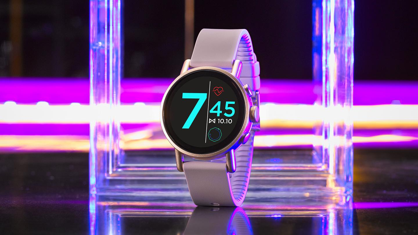 The new Misfit Vapor X combines Wear OS with the latest wearable components