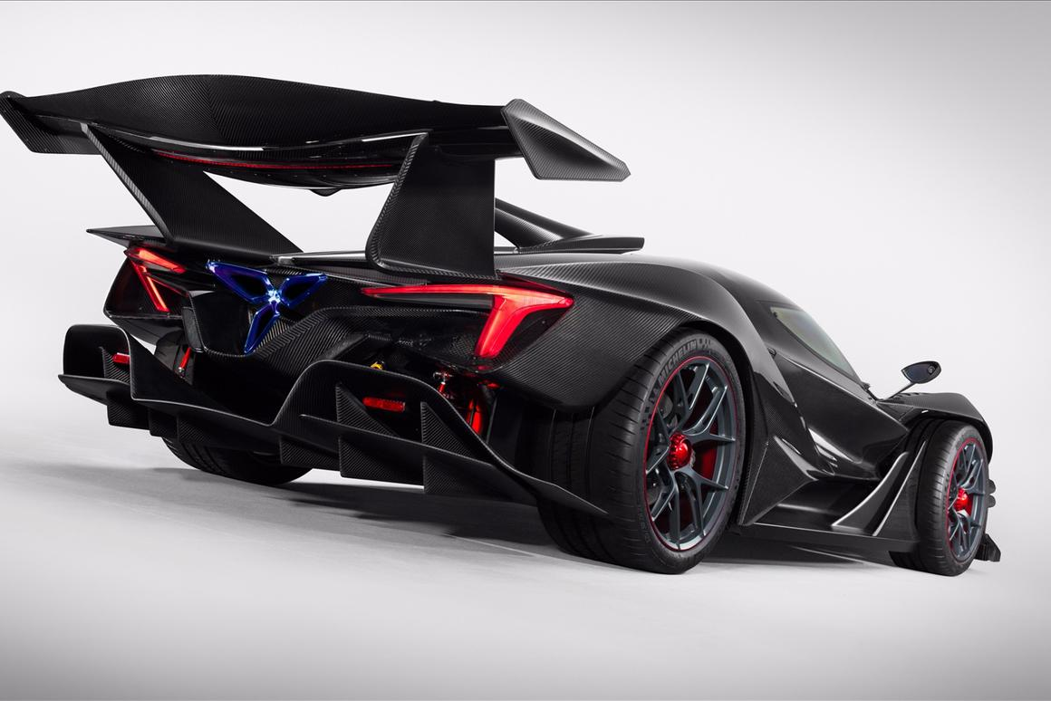 Apollo Intensa Emozione: did somebody ask for extra downforce?