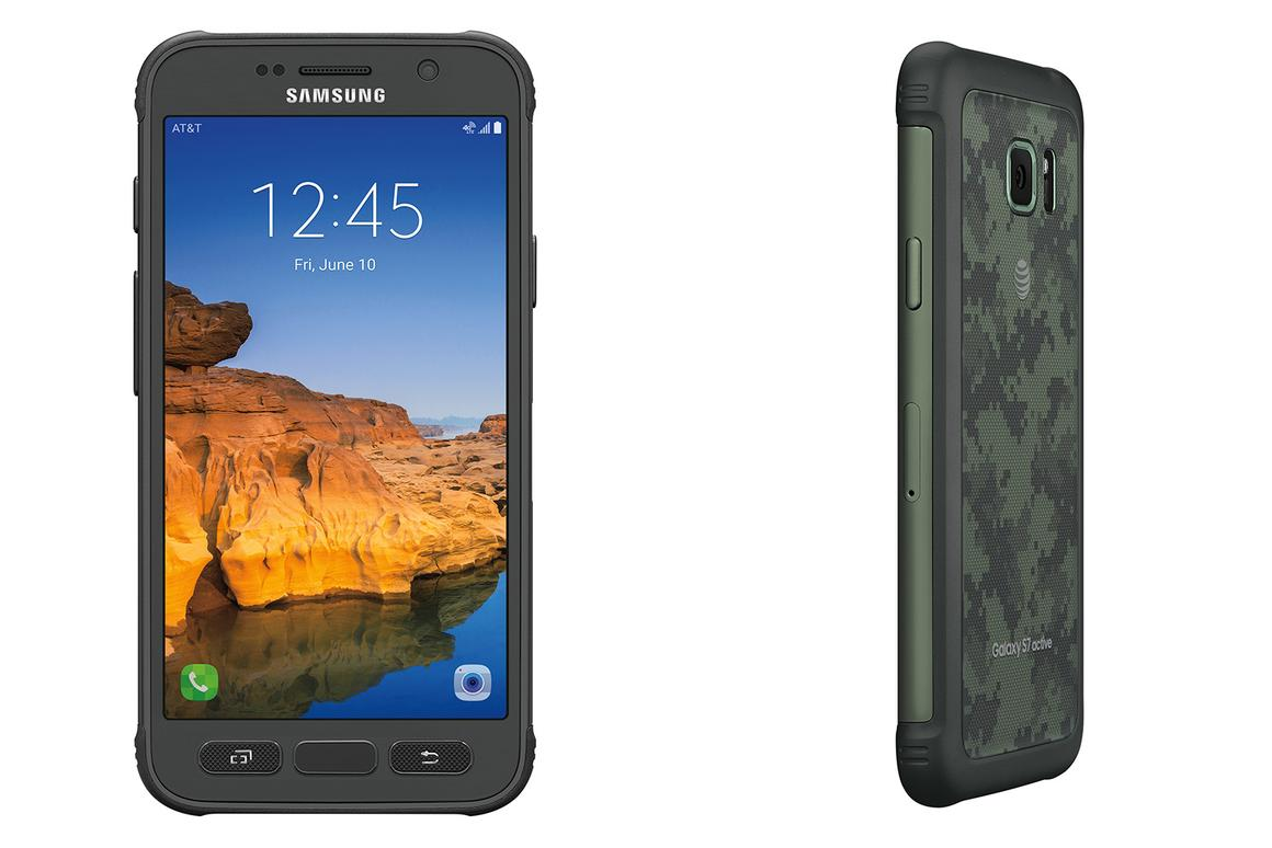 It wouldn't be rugged without camo, would it? In case your phone needs to hide from predators in the weeds
