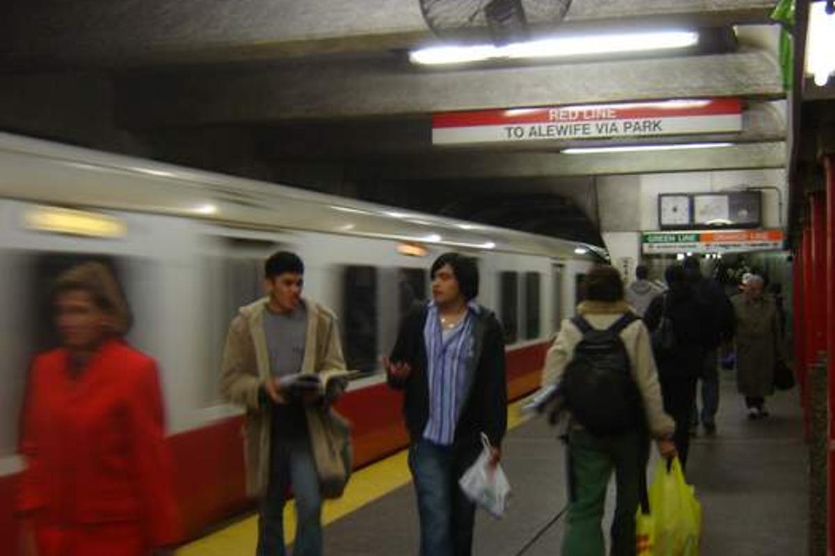 The Boston Subway (Photo: DanTD)
