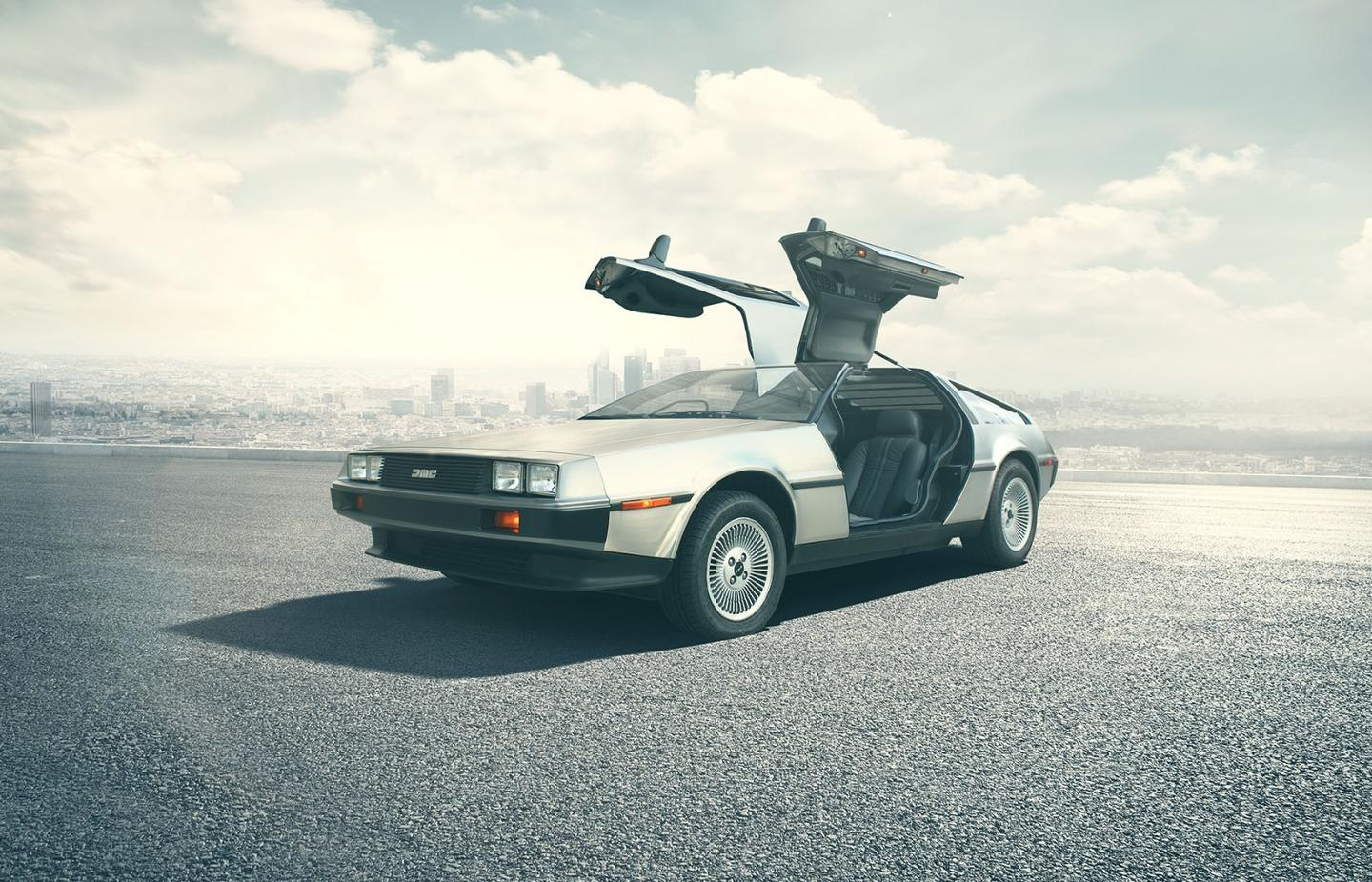 A new US law may make it possible for DeLorean to begin making cars again