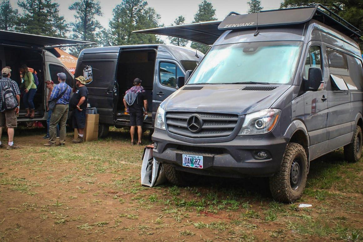Zenvanz at Overland Expo West 2018