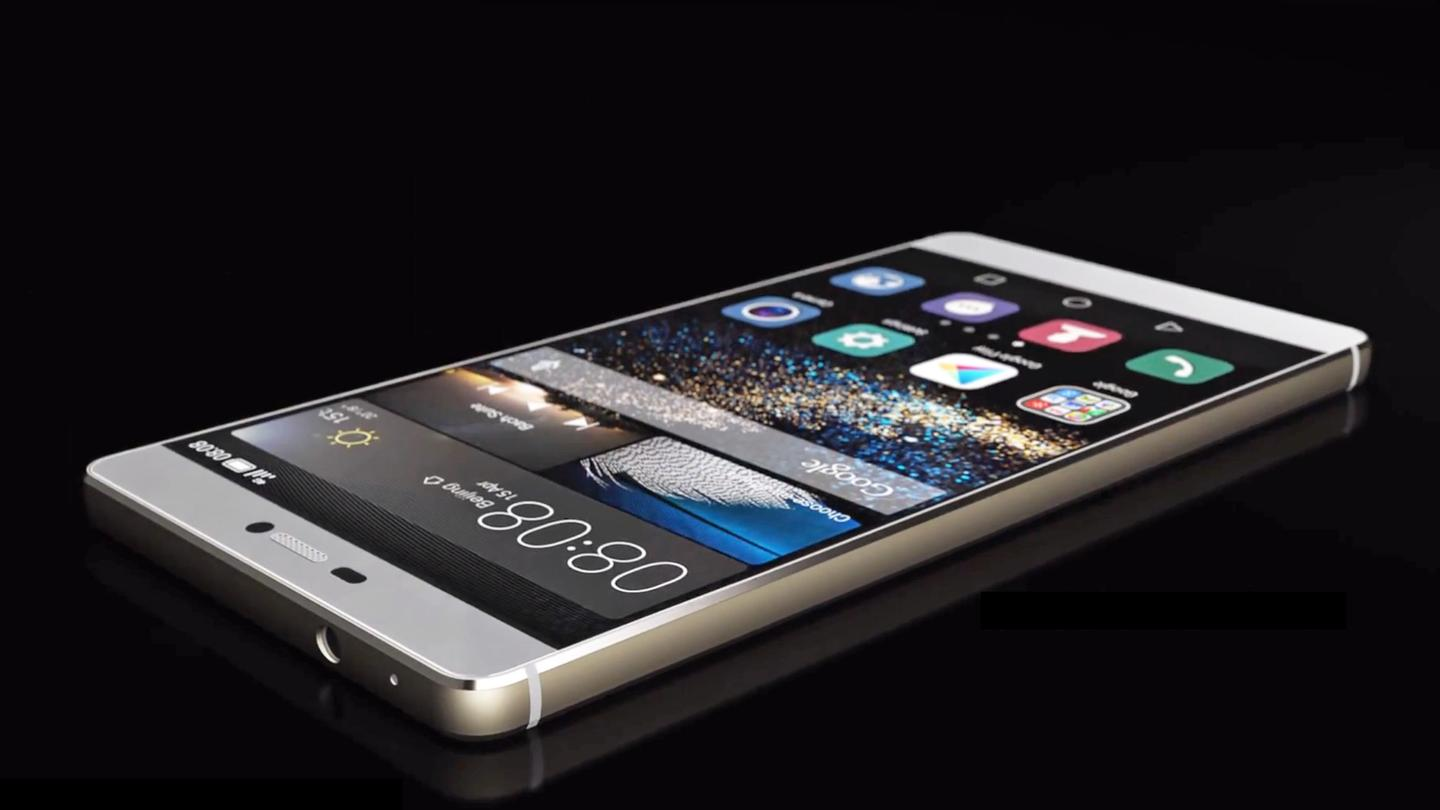 Huawei's P8 has a premium design (with more than a little iPhone 6 influence) and less than high-end pricing