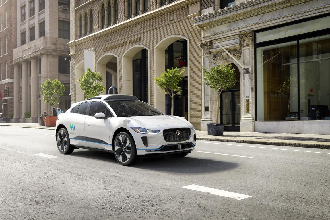 A new partnership sees Waymo (formerly known as Google's self-driving car project) team up with Jaguar Land Rover to fit out its new I-Pace SUV for complete driving autonomy