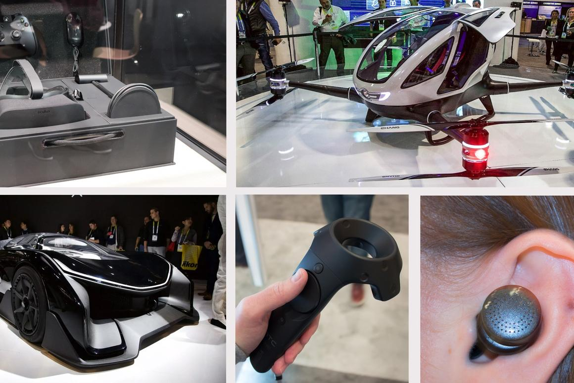 Gizmag breaks down our picks for the best and most innovative gear from CES 2016