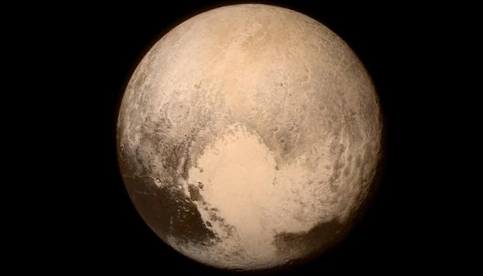 The International Astronomical Union has approved the first official names for 14 geological features on Pluto's surface