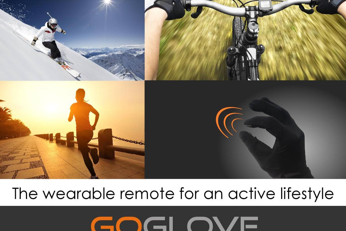 The GoGlove is built to be a versatile, all-season wireless accessory