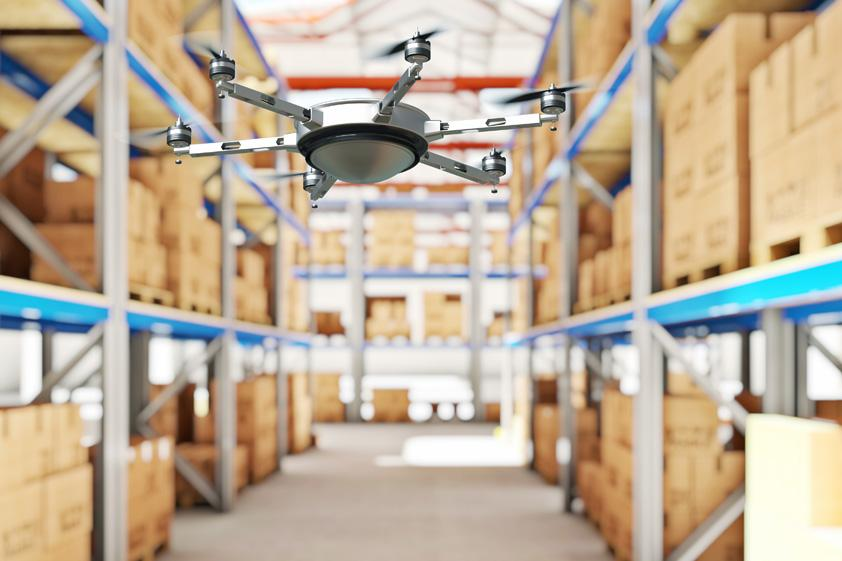 MIT wants to use drones as RFID-relays in warehouses