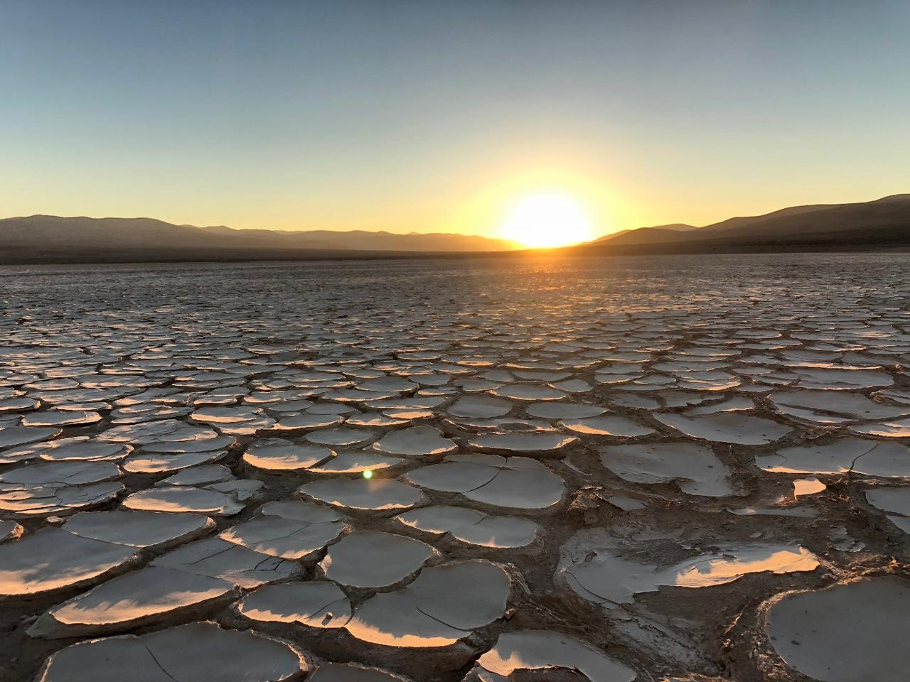 The Atacama Desert is so dry that not even microbes can exist under normal conditions