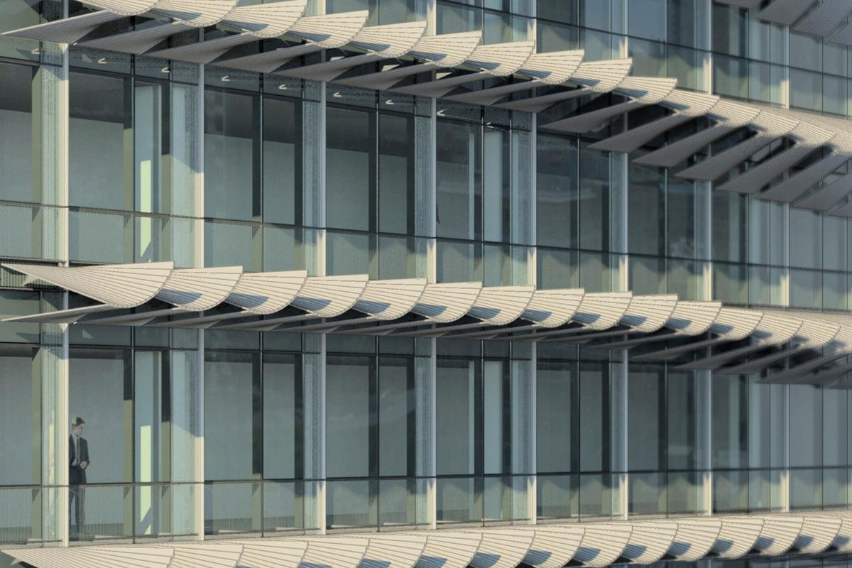 NBBJ reckons Sunbreak could prove smarter than your average shade