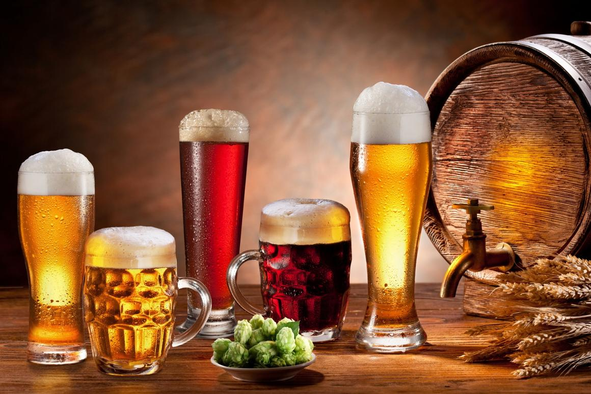 """A new process has produced""""hoppy"""" beer without apinch of hops in it"""