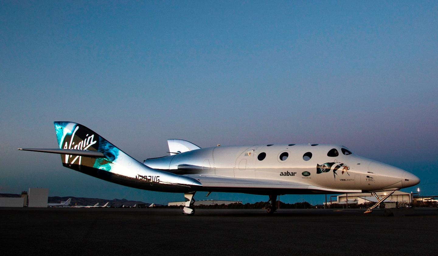 Virgin Galactic's VSS Unity may one day take tourists to space, but the company also hopes to leverage its aviation tech for high-speed travel at lower altitudes