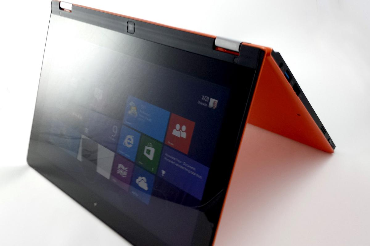 Gizmag reviews the Lenovo Yoga 11S, the flexible PC that now comes in a smaller package
