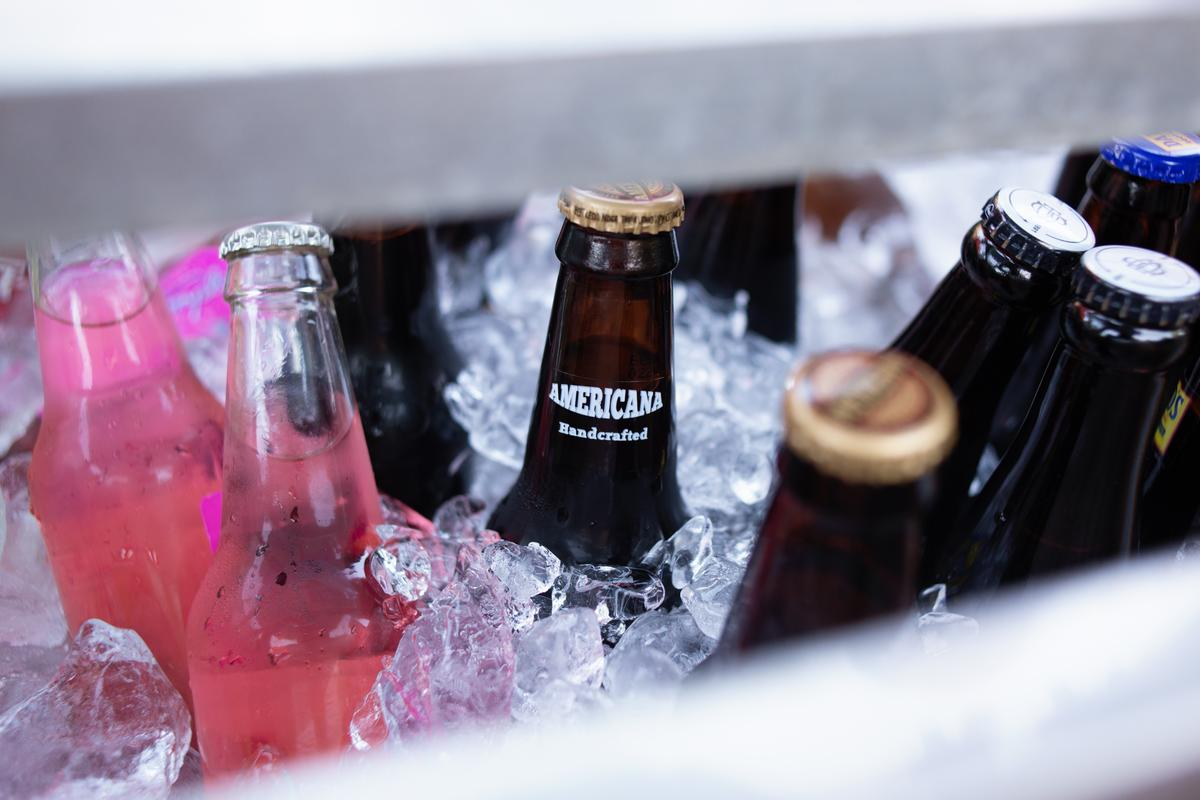 Soda might help quench thirst, but it has less to do with its taste than with two other important characteristics