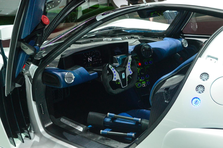 Inside the Scuderia Cameron Glickenhaus SCG003S