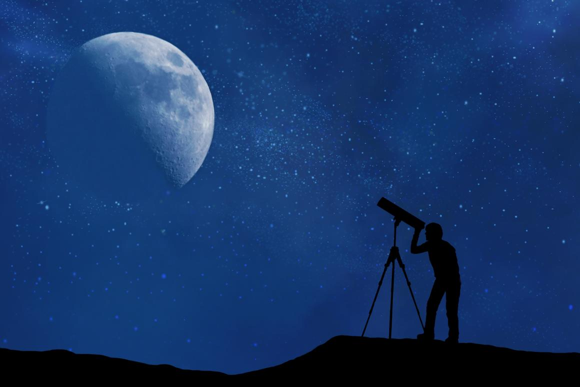 The right eyepieces can help you get more out of your starter telescope (Image: Shutterstock)