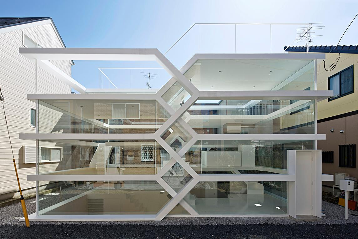 The S-House, by Yuusuke Karasawa Architects (Photo: Koichi Torimura)