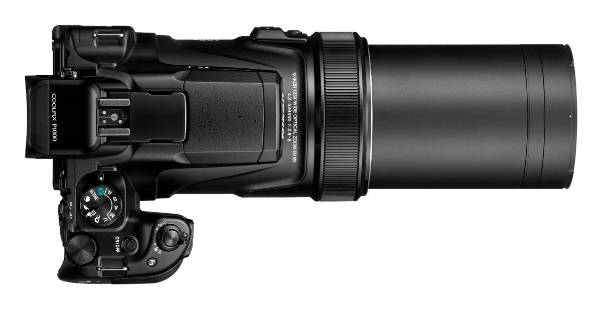 The Nikon Coolpix P1000 is being pitched atwildlife, sports and star watchers