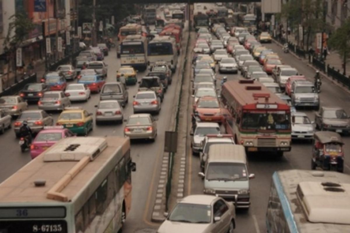 The new study by researchers at the University of California looks beyond the exhaust pipe at the impact of transport on the environmentPhoto credit: jegn via Flickr