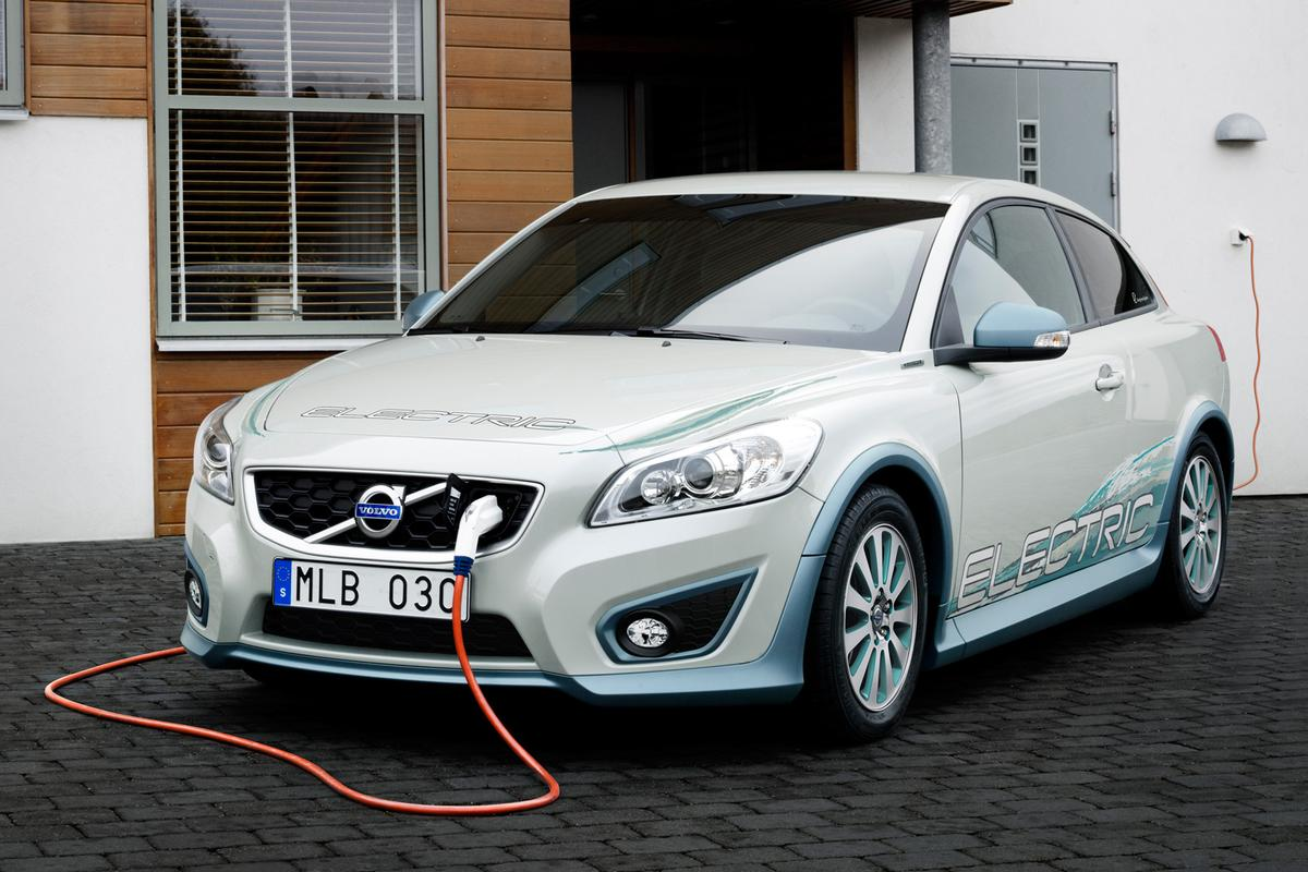 Volvo C30 Electric