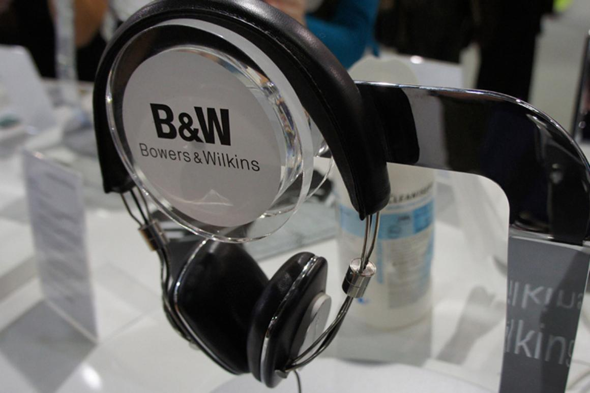 The P5 Headphones from Bowers and Wilkins