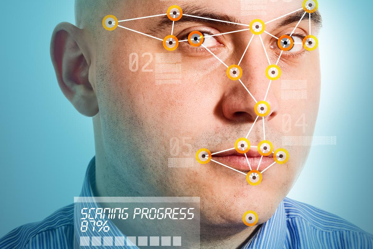 Researchers have found a new way to spot faces at any angle (Photo: Shutterstock)
