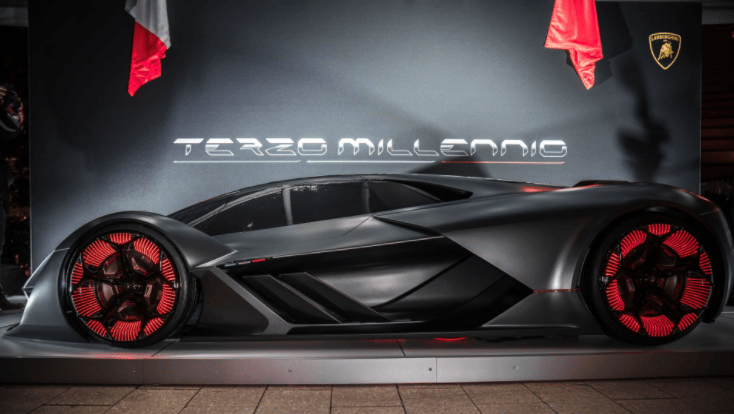 The Terzo Millennio was revealed at MIT's EmTech Conference this week