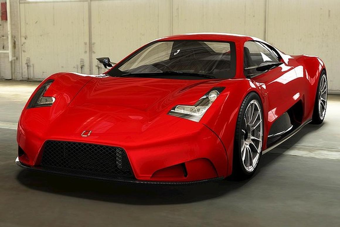 Australia's very own supercar, the Joss JP1, is set to be launched on the world stage.
