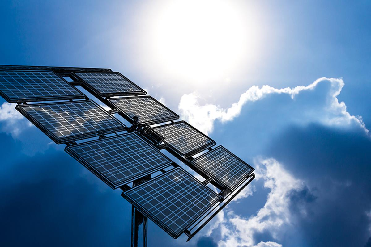 Spectrolab has achieved a record 37.8 percent efficiency with a new multi-junction solar cell (not pictured) (Photo: Shutterstock)