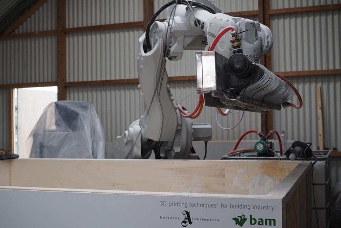 3D Builder in action