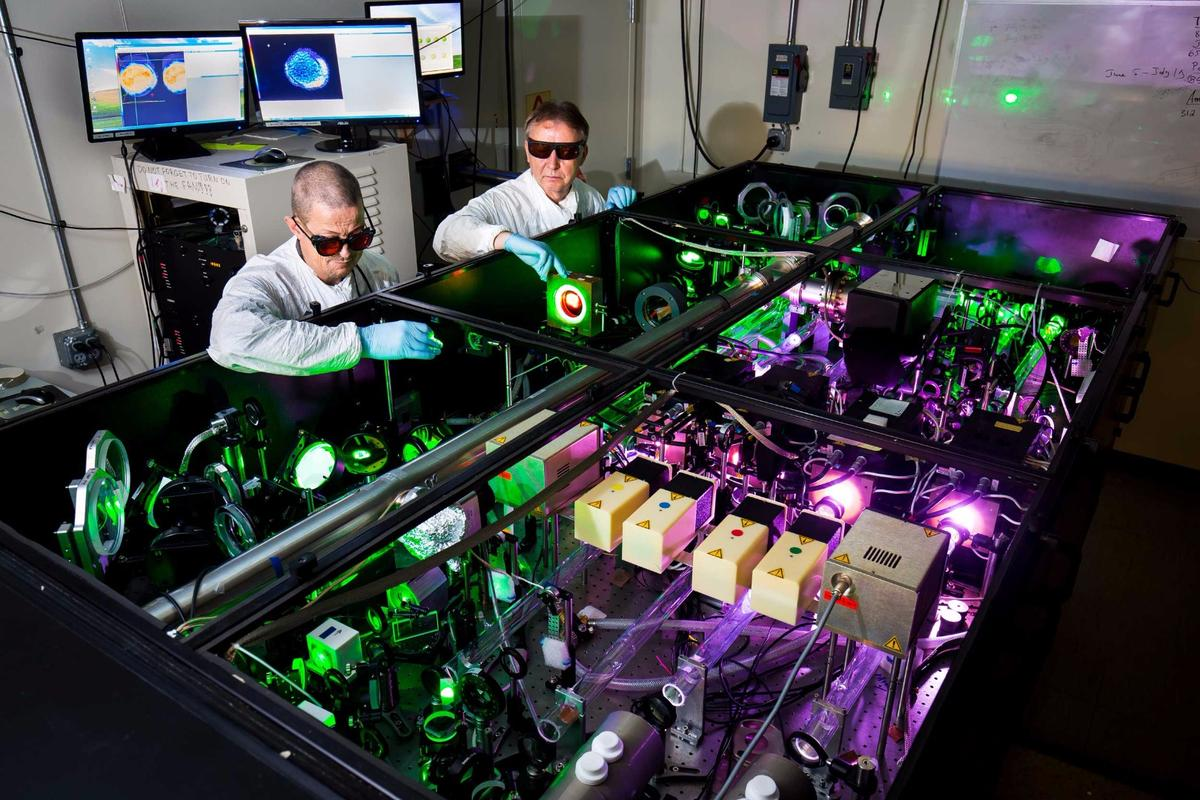 The Hercules laser at the University of Michigan is currently the world's most intense laser, and an upgrade will soon see it leap further ahead of the pack