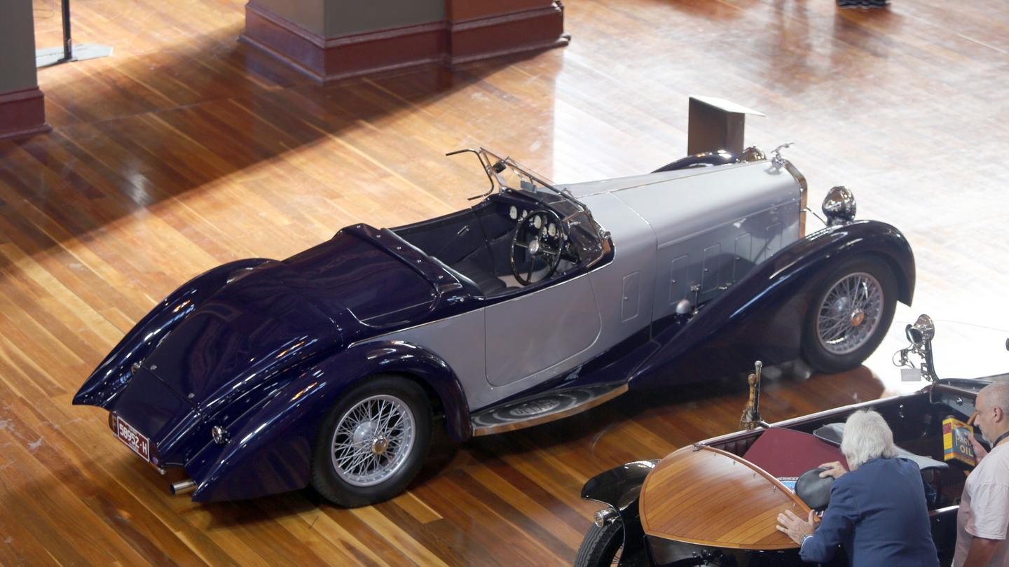 Only 2000 of Louis Delage's four-liter straight eight D8 cars were produced, of which just 99 were of the more potent D8S variety, and of those,just 42 are believed to have survived. This car was shipped new to Melbourne in 1931, where it was bodied by local coachbuilder Martin & King. It was dismantled in the 1960s with a view to a complete restoration, but was onsold through several owners over several decades as a basket-casebefore the current owner had the car completely rebuilt.
