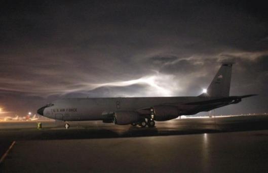 The KC-135 Stratotanker