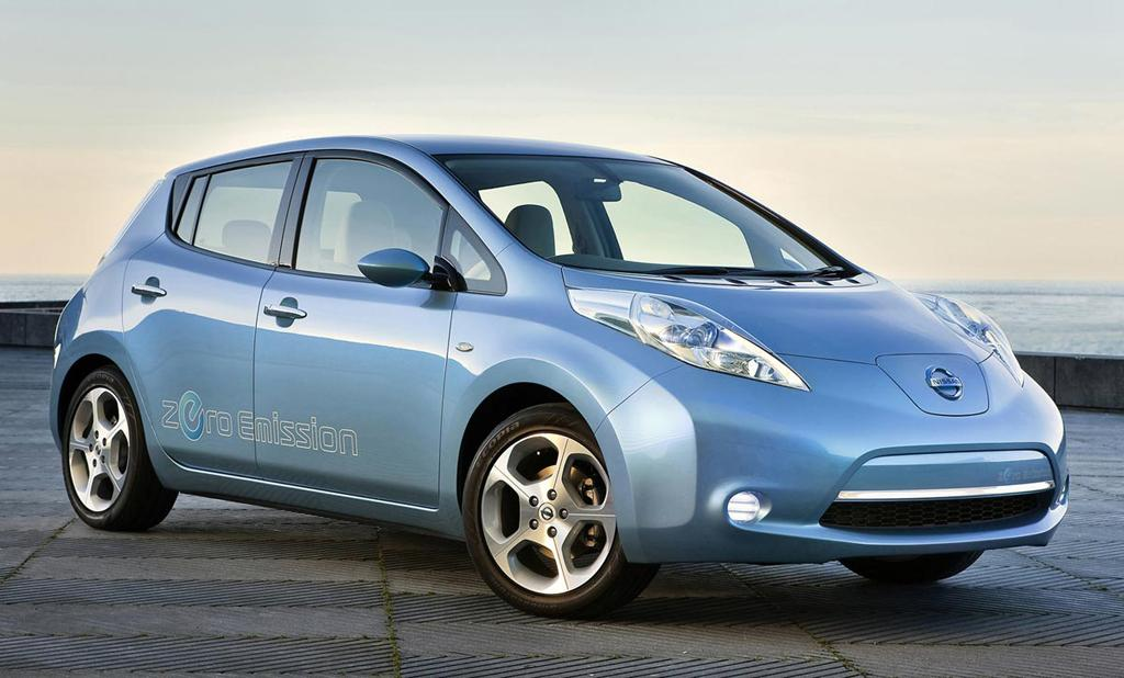 Telenor Connexion is the European provider for wireless connectivity of the Nissan LEAF