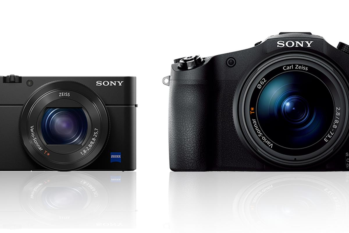 The Sony RX100 IV and RX10 II feature a new 1-inch-type stacked Exmor RS CMOS sensor
