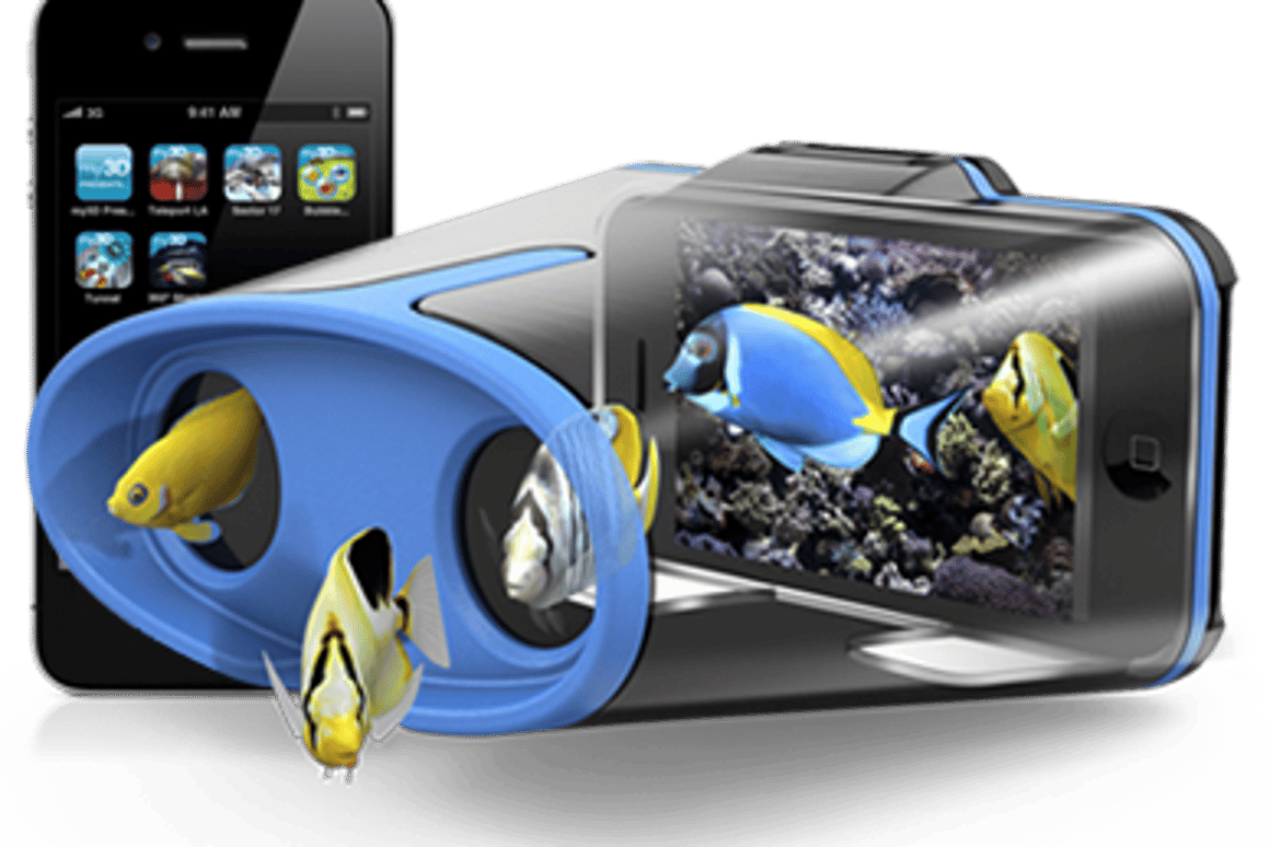 Hasbro MY3D 360-degree Viewer
